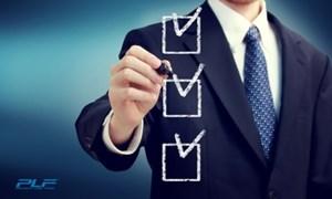 11 công việc cần thực hiện sau khi thành lập doanh nghiệp