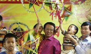 Tập đoàn Bảo Việt mang Tết Trung thu ấp áp đến trẻ em nghèo
