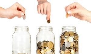 Thực hành tiết kiệm đối với các cá nhân có thu nhập thấp