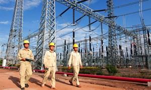 Hình thành thị trường bán buôn điện cạnh tranh theo đúng lộ trình