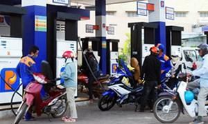 Giảm giá bán các mặt hàng dầu