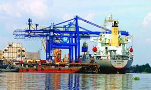 Gỡ khó cho doanh nghiệp vận tải, cảng biển