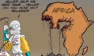Kinh tế châu Phi nạn nhân của Ebola