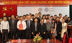 Học viện Tài chính tuyển sinh chương trình Thạc sỹ Tài chính và Đầu tư khóa 3