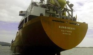 Mở rộng điều tra quốc tế vụ cướp tàu Sunrise 689