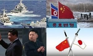4 thách thức của ngoại giao Trung Quốc 2015