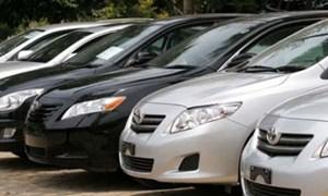 Xử lý xong xe ô tô mang biển số ngoại giao, nước ngoài của các dự án sử dụng nguồn ODA và nguồn viện trợ nước ngoài