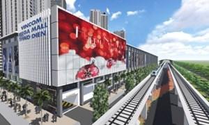 Vingroup tính mở 25 trung tâm thương mại trong năm nay