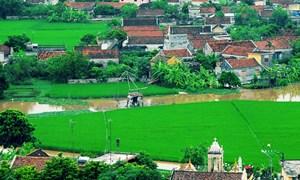 Tăng thêm nguồn lực đầu tư cho nông thôn mới
