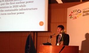 Việt Nam tham gia Hội thảo quốc tế Fukui lần thứ 5 về phát triển nguồn nhân lực trong lĩnh vực năng lượng hạt nhân tại châu Á