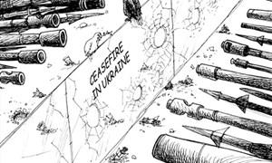 Viện trợ vũ khí sát thương cho Ukraine: Hướng đi nguy hiểm
