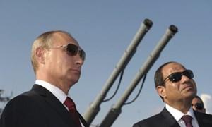 Điều gì đẩy các nước Mùa xuân Ảrập tiến gần Nga