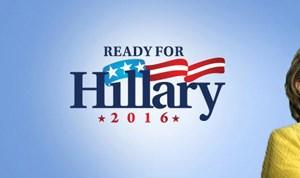 Hillary Clinton khởi động cuộc đua vào Nhà Trắng