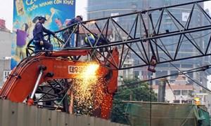 Xử lý nghiêm vi phạm quy định an toàn lao động của 2 nhà thầu Posco và Daelim