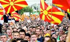 Cuộc so găng mới ở Macedonia