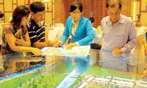 """""""Đội lái"""" đang quay lại thị trường bất động sản Đà Nẵng?"""