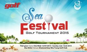 Tổ chức giải golf Festival Biển Nha Trang 2015