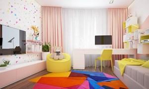 Những mẫu phòng đẹp dành cho trẻ em