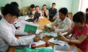 Hỗ trợ hộ mới thoát nghèo vay vốn phát triển sản xuất