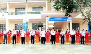 Đầu tư hơn 6 tỷ đồng xây dựng Trường Tiểu học đạt chuẩn quốc gia tại Thái Nguyên