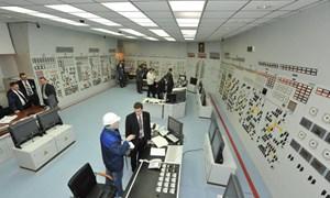 Tăng cường hợp tác trong lĩnh vực an toàn hạt nhân và bức xạ giữa IAEA và ROSATOM