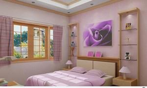 Thiết kế phòng ngủ xinh xắn cho giới trẻ