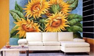 Các loại tranh treo phòng khách mang lại may mắn cho gia chủ