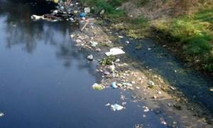 Kiểm tra tình trạng ô nhiễm nguồn nước công trình thủy lợi tại Hà Nội