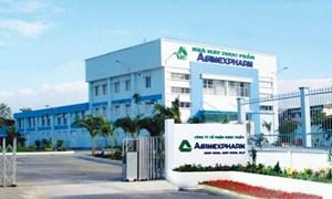 Ngày 6/10, Dược phẩm Agimexpharm chào sàn UPCoM