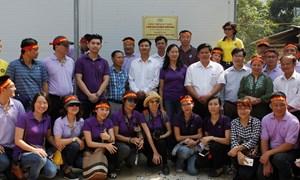 HNX chung tay xây dựng mái trường vùng cao