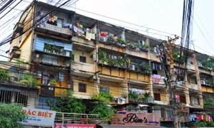 Trường hợp nào được đầu tư cải tạo, xây dựng lại nhà chung cư?