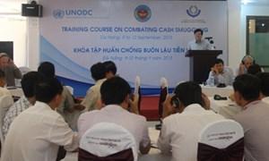 Hải quan Việt Nam tích cực hợp tác quốc tế trong chống rửa tiền và tài trợ khủng bố