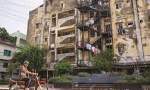 Gỡ vướng cho nhà đầu tư tham gia cải tạo chung cư cũ