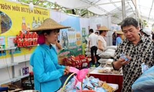 Mở rộng thị trường tiêu thụ cho các sản phẩm vùng nông thôn, miền núi