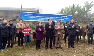 Bảo Việt đầu tư hơn 1 tỷ đồng cho hoạt động an sinh xã hội tại Hà Giang
