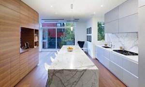 Ngôi nhà hiện đại cho cặp vợ chồng trẻ