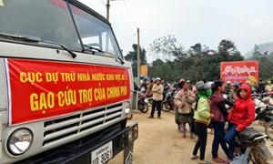 Hỗ trợ gần 3.900 tấn gạo cho 2 tỉnh dịp Tết nguyên đán