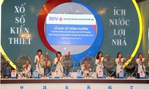 BIDV tổ chức lễ quay số xác định khách hàng trúng thưởng chương trình du lịch Anh quốc