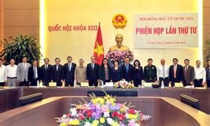 Hội đồng Bầu cử quốc gia họp phiên lần thứ tư triển khai công tác bầu cử