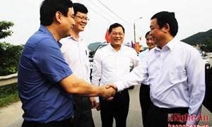 Phó Thủ tướng Vương Đình Huệ về dự khai mạc Lễ hội du lịch Cửa Lò