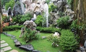 Bí quyết chọn vật dụng cho sân vườn