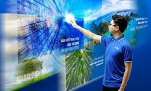 Ra mắt ứng dụng công nghệ đa nền tảng cho báo cáo phát triển bền vững và báo cáo tích hợp