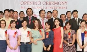 Học viện Tài chính tuyển sinh Chương trình Cử nhân cùng công nhận bằng cấp DDP