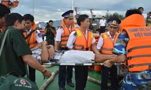 Bộ Tài chính xuất cấp trang thiết bị tìm kiếm cứu nạn