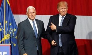 Donald Trump hoãn công bố cấp phó mới vì khủng bố Pháp
