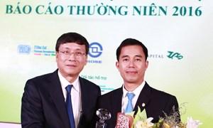 Bảo Việt đạt giải đặc biệt tại Lễ trao giải cuộc bình chọn báo cáo thường niên 2016