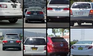 Biển số xe tạm thời để hạn chế nạn trốn phí cầu đường