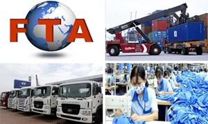 Chỉ có 0,6% doanh nghiệp phản đối tham gia các FTA