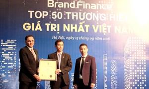 Thương hiệu Bảo Việt được định giá 89 triệu USD