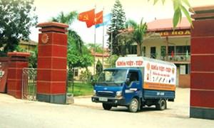 Khóa Việt - Tiệp bị phạt 60 triệu đồng vì chậm công bố thông tin